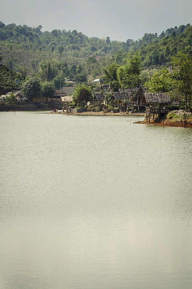 Mae Aw, Mae Hong Son Province, Thailand, Southeast Asia, Asia  - 1163-50