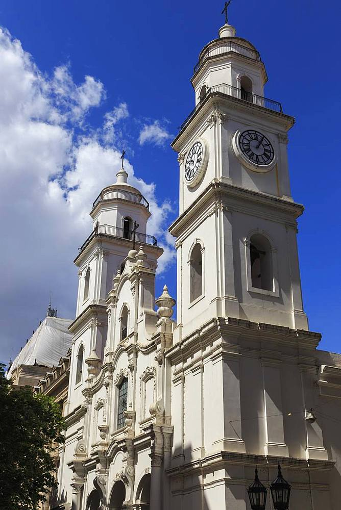 Iglesia San Ignacio de Loyola, church near Plaza de Mayo, The Center, Buenos Aires, Argentina, South America - 1167-1905