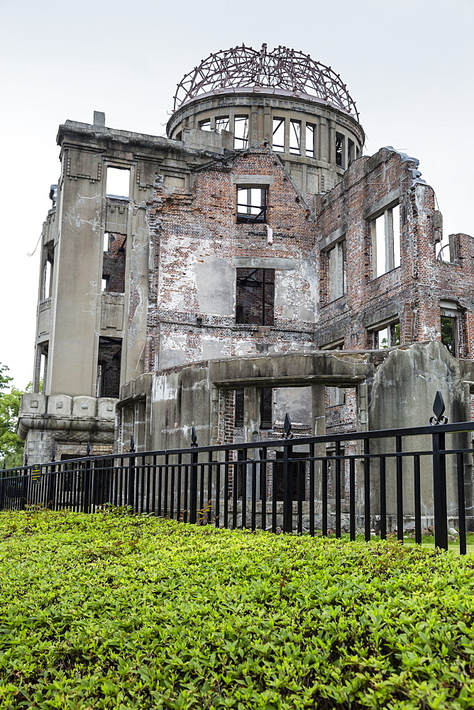 Atomic Bomb Dome, UNESCO World Heritage Site, Hiroshima, Japan, Asia