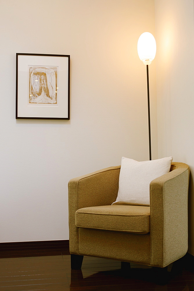 Interior, Chair
