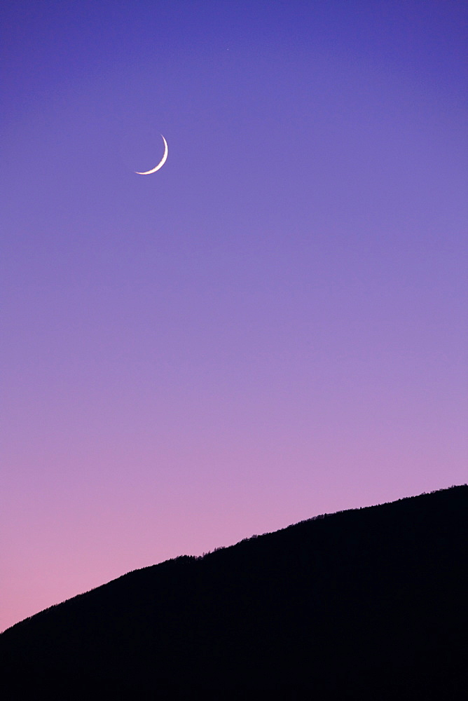Half Moon, Yamanashi, Japan