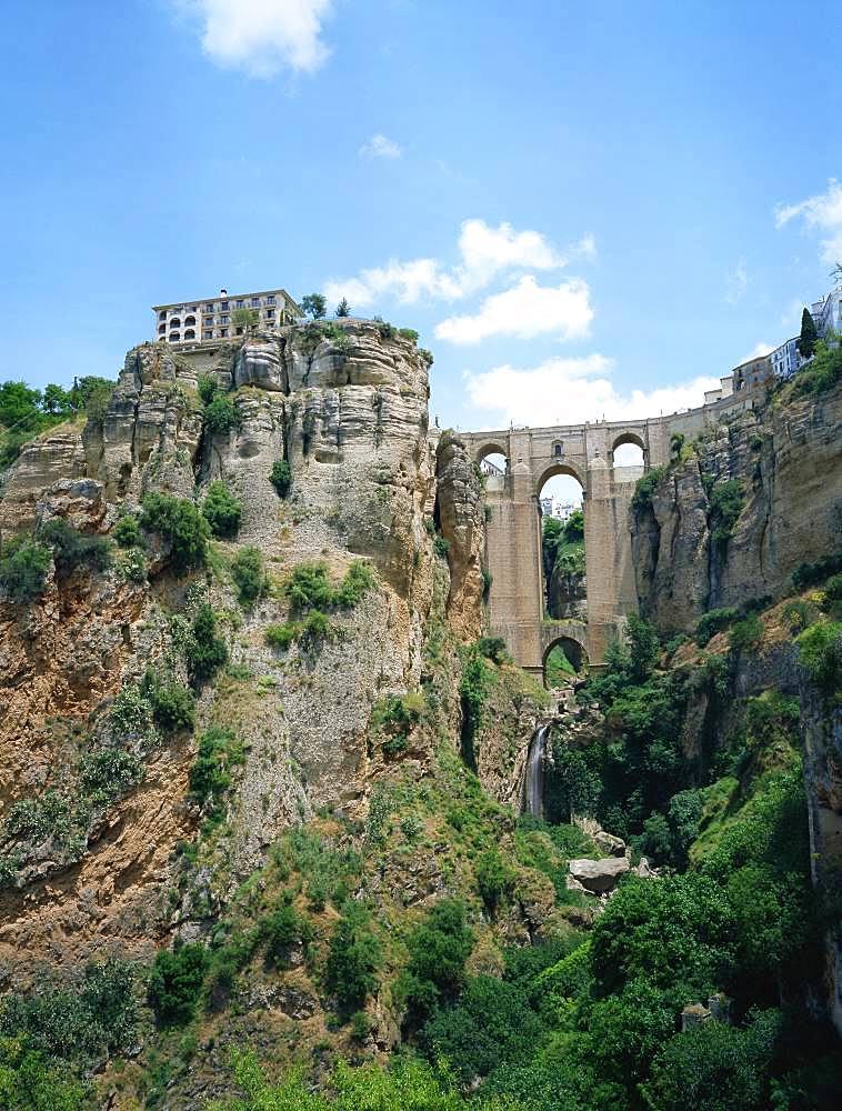 Nuevo Bridge, Ronda, Spain