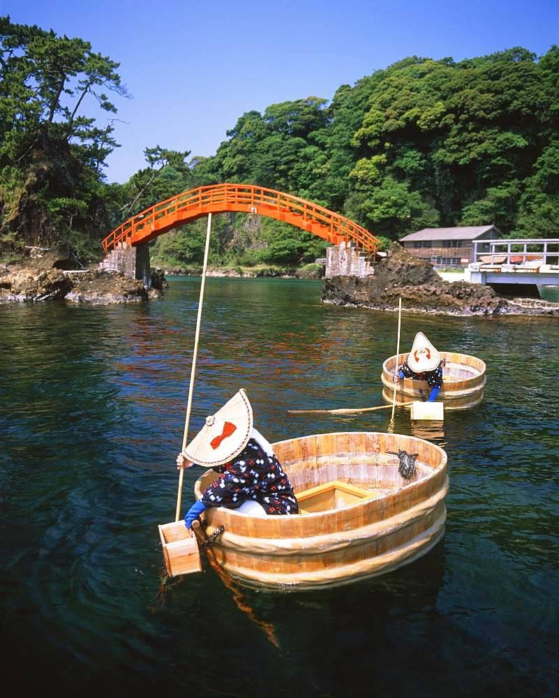 Oginotaraibune, Nigata, Japan