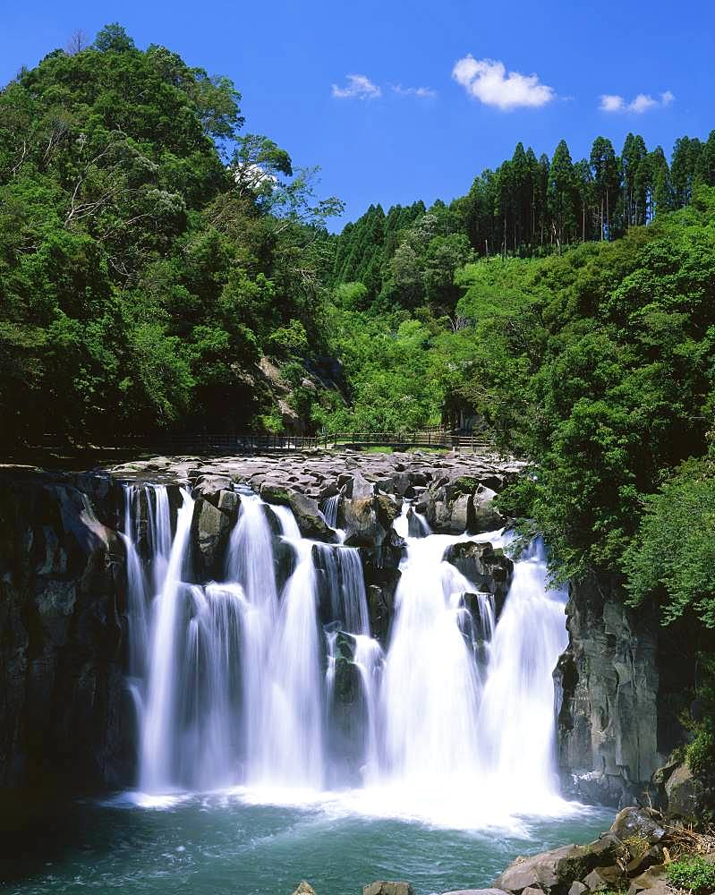 Sekinoono Falls, Miyazaki, Japan