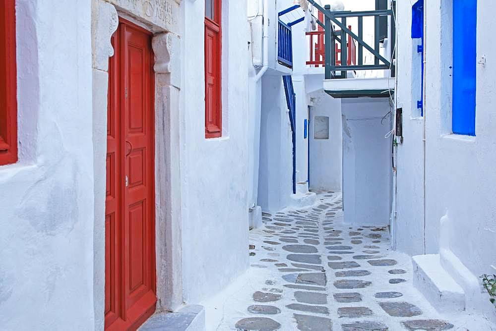 Greece, Cyclades Islands, Mykonos Island