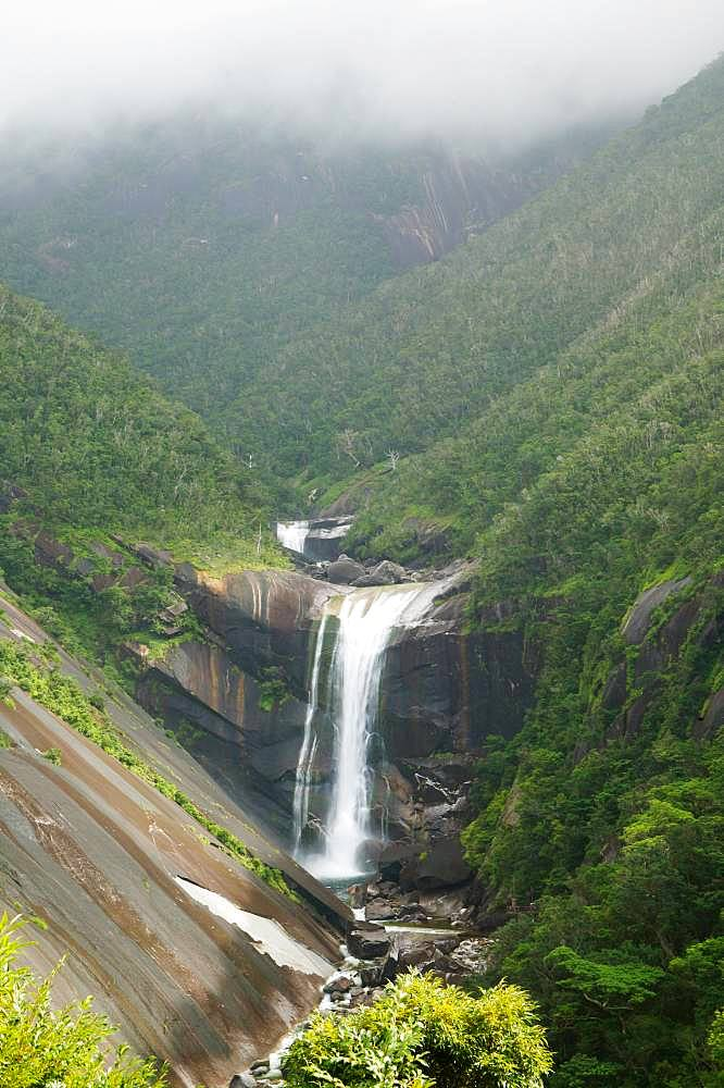 Chihiro Falls, Kagoshima Prefecture, Yakushima, Kagoshima Prefecture