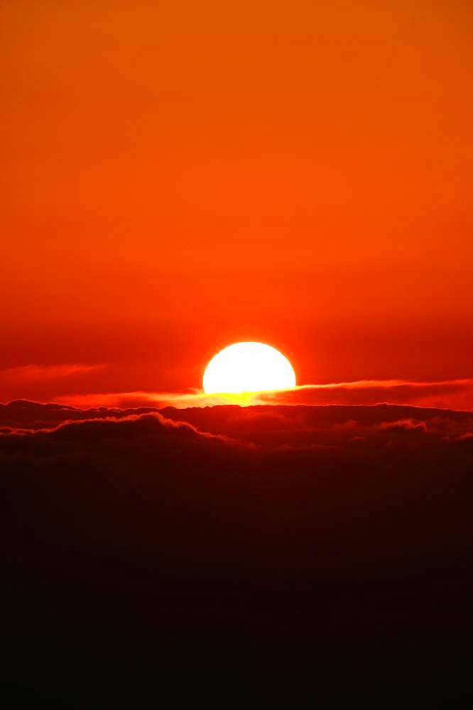 Shiretoko, Sunrise, Hokkaido, Japan