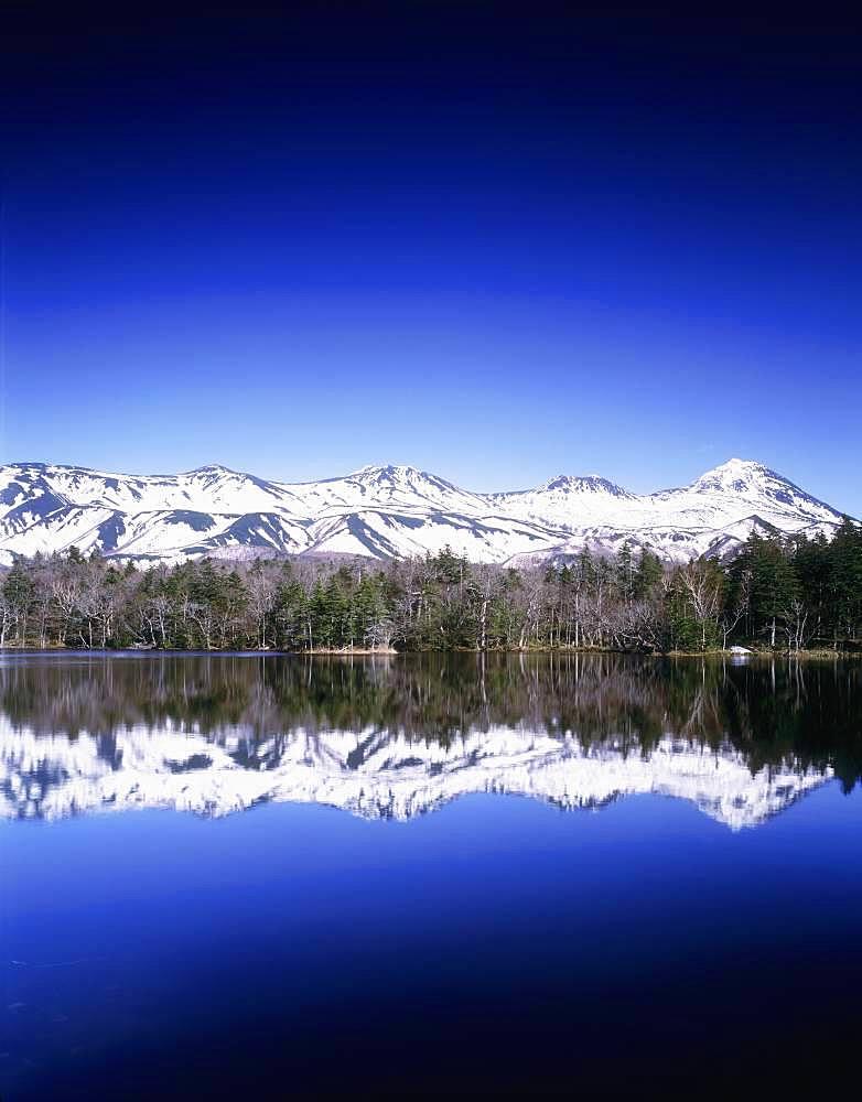 Five Lakes of Shiretoko, Hokkaido, Japan - 1172-4571