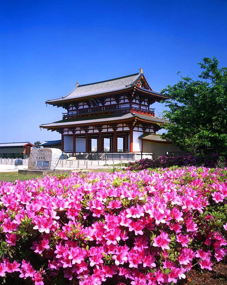 Heijo Palace, Nara, Japan
