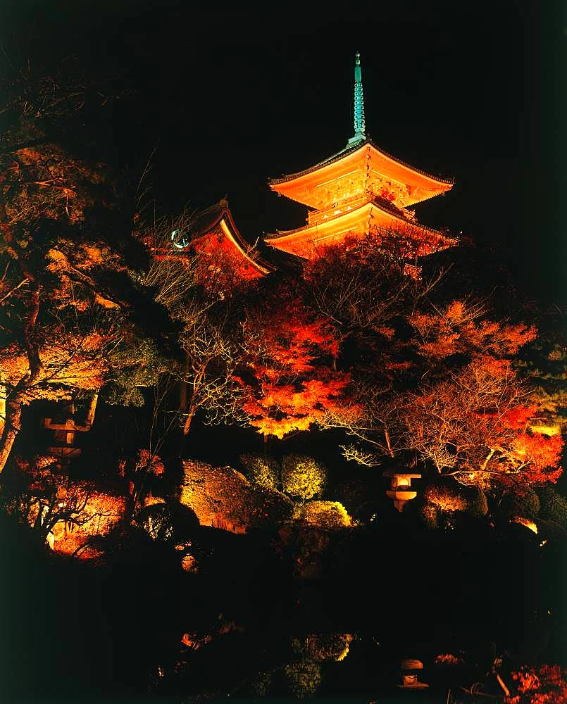 Kiyomizu Temple, Kyoto, Japan - 1172-4792