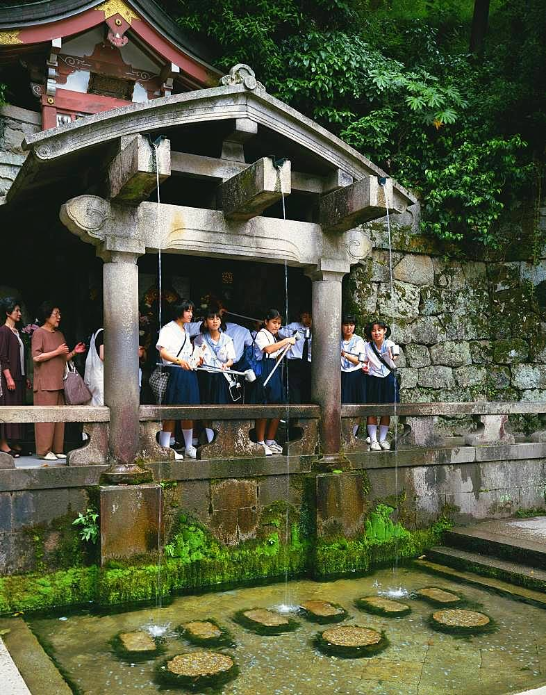 Kiyomizu Temple, Kyoto, Japan