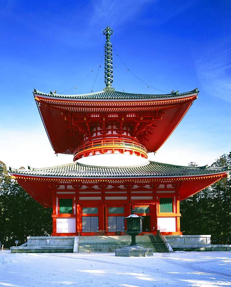 Konpon Daito, Wakayama, Japan