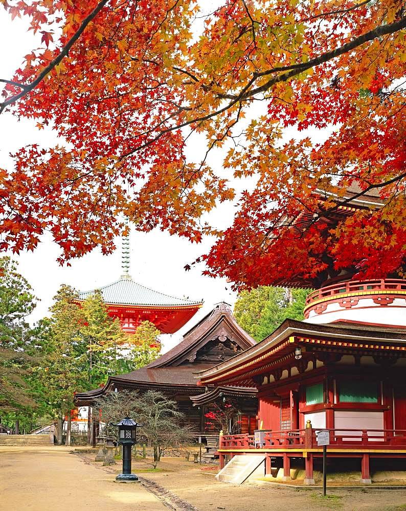 Koyasan, Wakayama, Japan