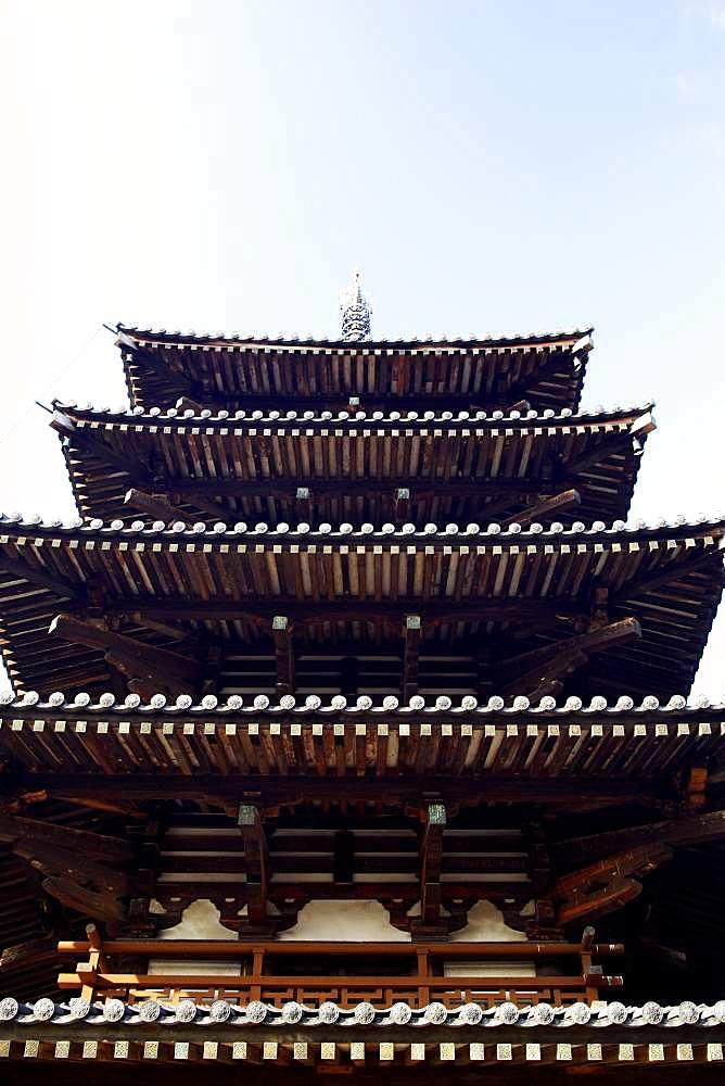 Horyu-ji, Nara, Japan - 1172-4958