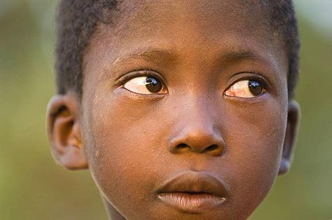 Young boy, Kedougou, Senegal