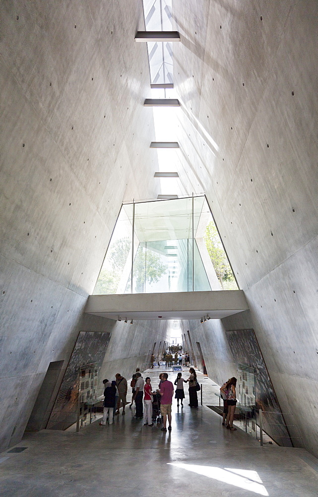 The Jad Vashem memorial, Jerusalem, Israel