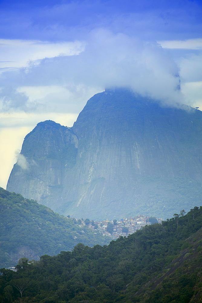 Pedra da Gavea (Gavea Rock), Rio de Janeiro, Brazil, South America
