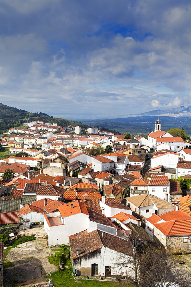 Belmonte, the birthplace of Pedro Alvares Cabral, European discoverer of Brazil, Portugal, Europe