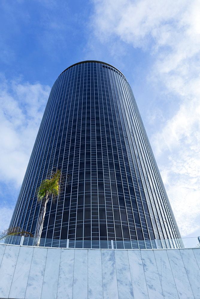 The newly refurbished Hotel Nacional by architect Oscar Niemeyer, Rio de Janeiro, Brazil, South America - 1176-717