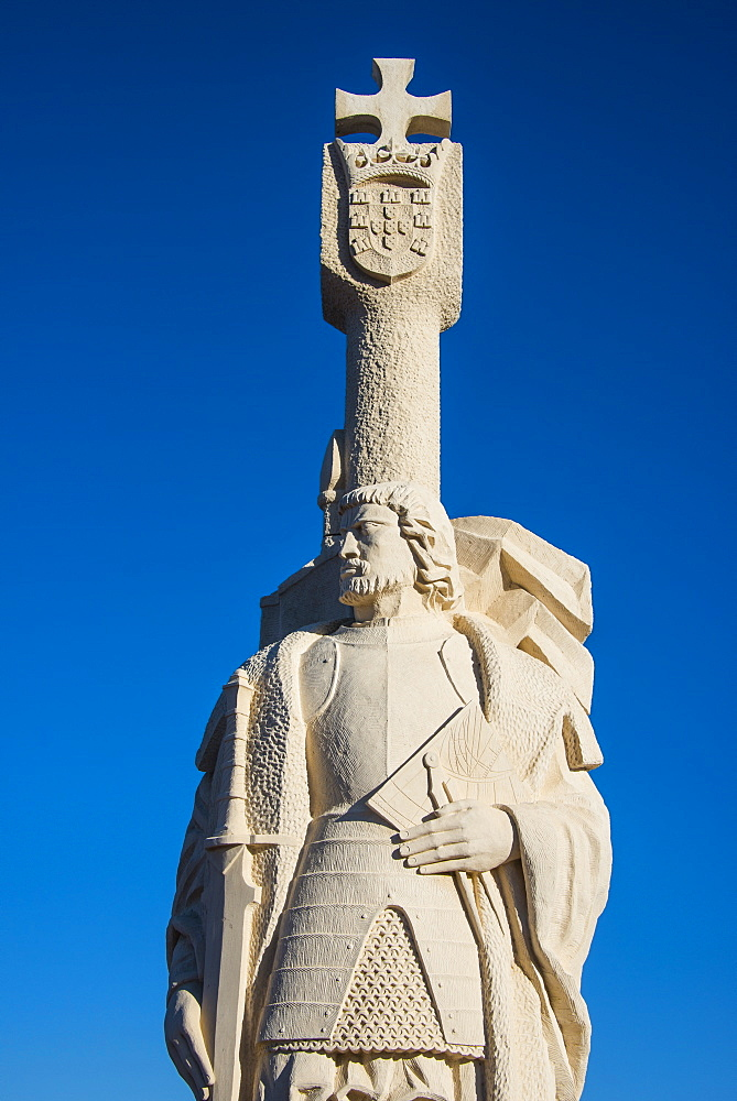 Cabrillo statue, Cabrillo National Monument, Point Loma, San Diego, California, United States of America, North America