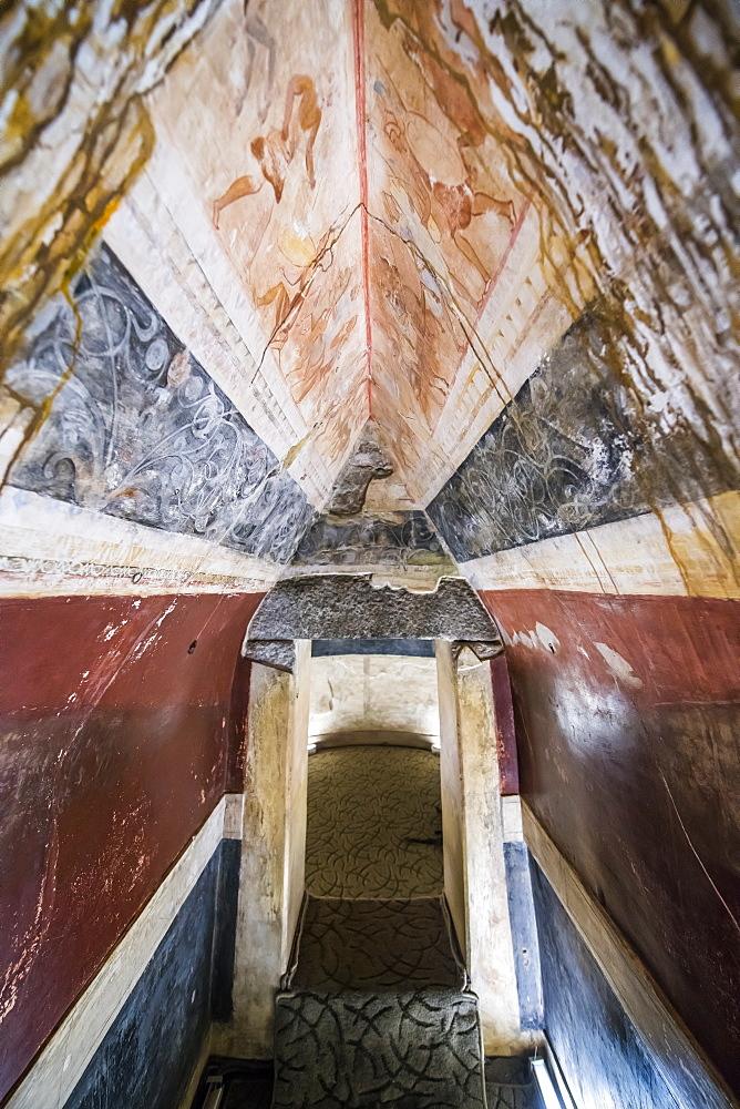 Unesco world heritage the Thracian Tomb of Kazanlak, Bulgaria - 1184-2950