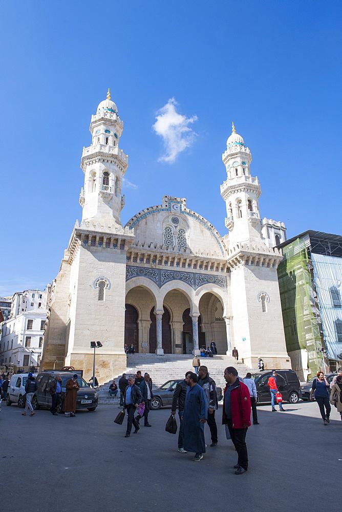 Ketchaoua Mosque, Algiers, Algeria, North Africa, Africa