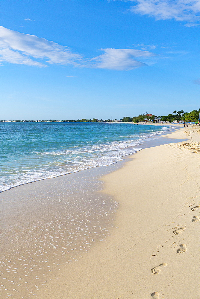 Governors Beach part of seven mile beach, Grand Cayman, Cayman islands - 1184-3536