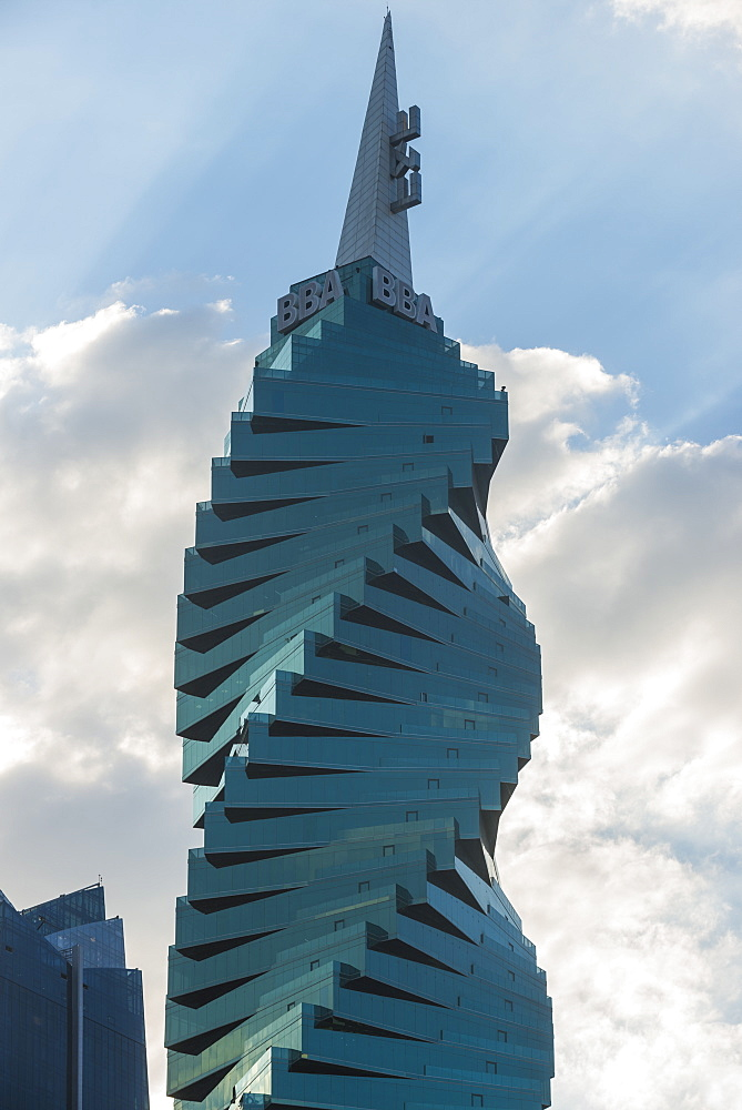 F&F Tower (Revolution Tower), Panama City, Panama, Central America