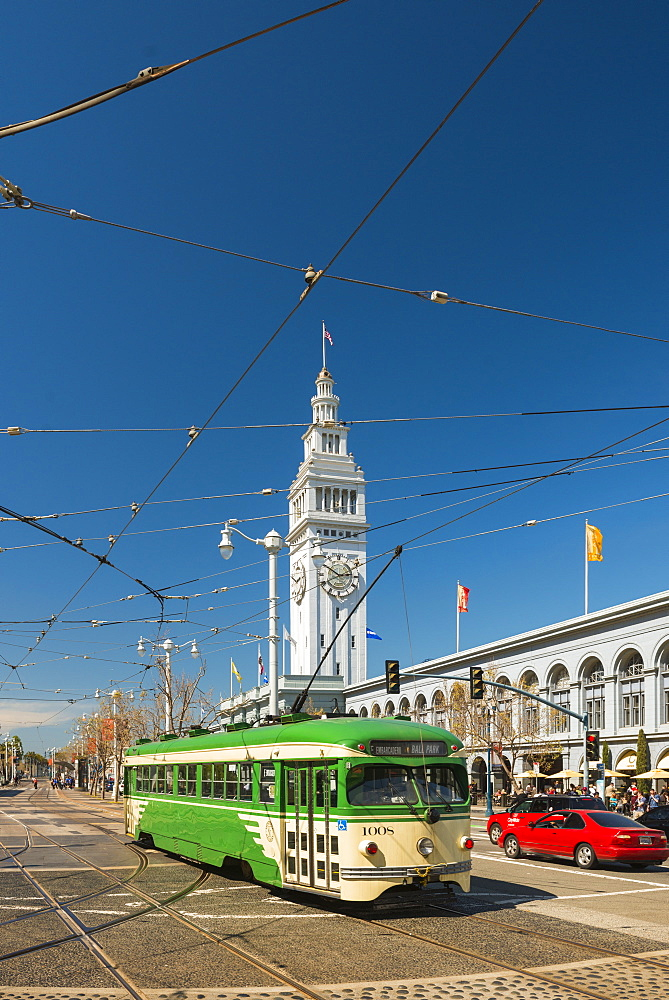 Embarcadero, San Francisco, California, United States of America, North America