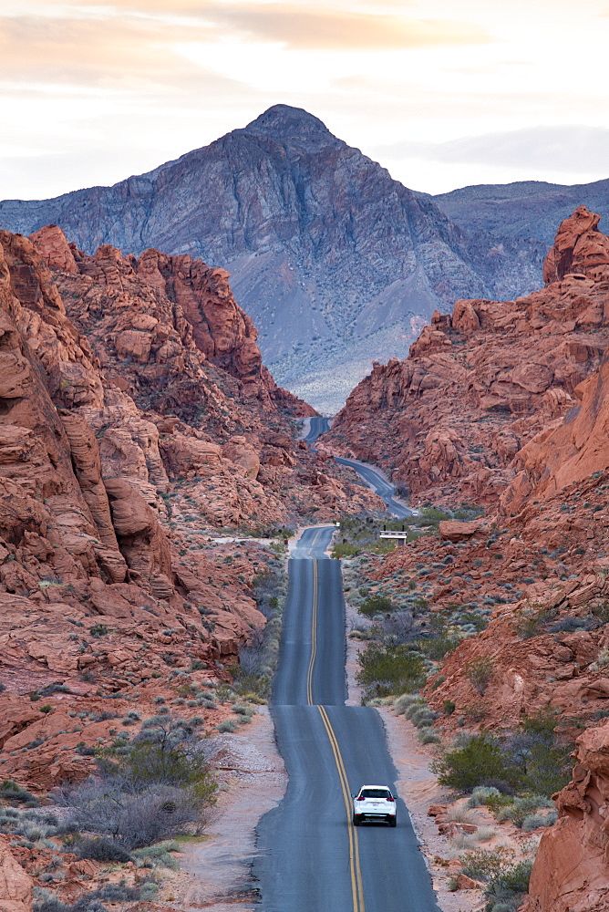 Valley of Fire State Park, Nevada, United States of America, North America