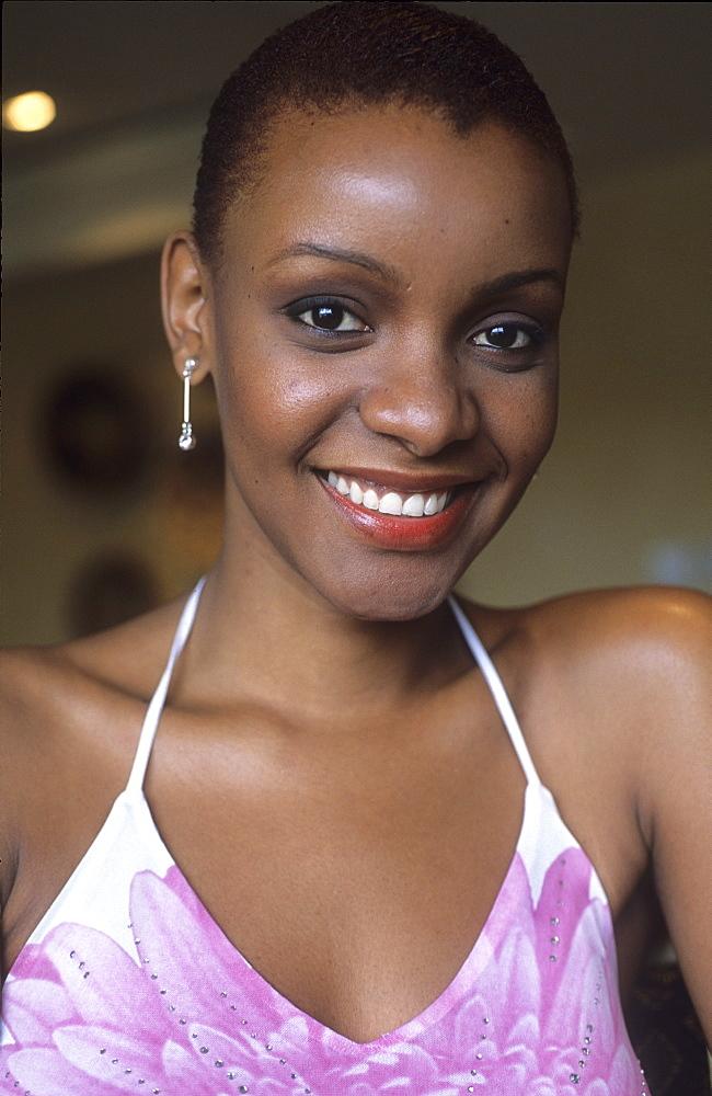 Mpule kwelagobe, botswana. Gaborone. Miss universe 1999 and currently united nations population fund (unfpa) goodwill ambassador