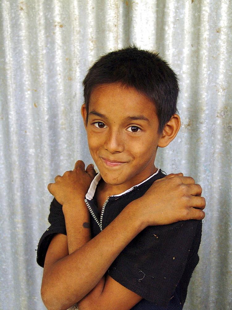 El salvador boy of san francsico javier