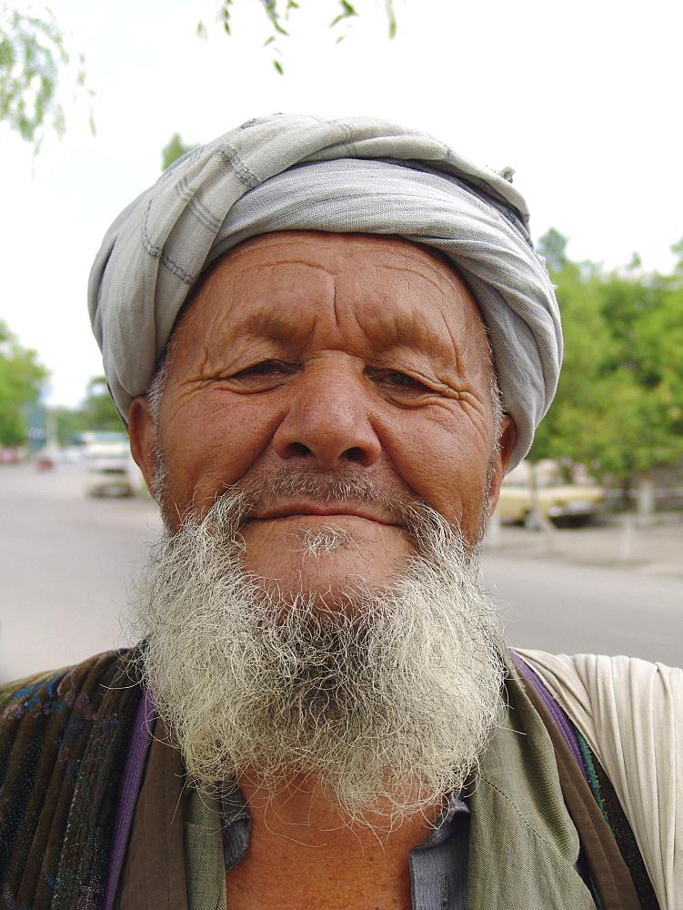 Uzbekistan man of shakhrisabz