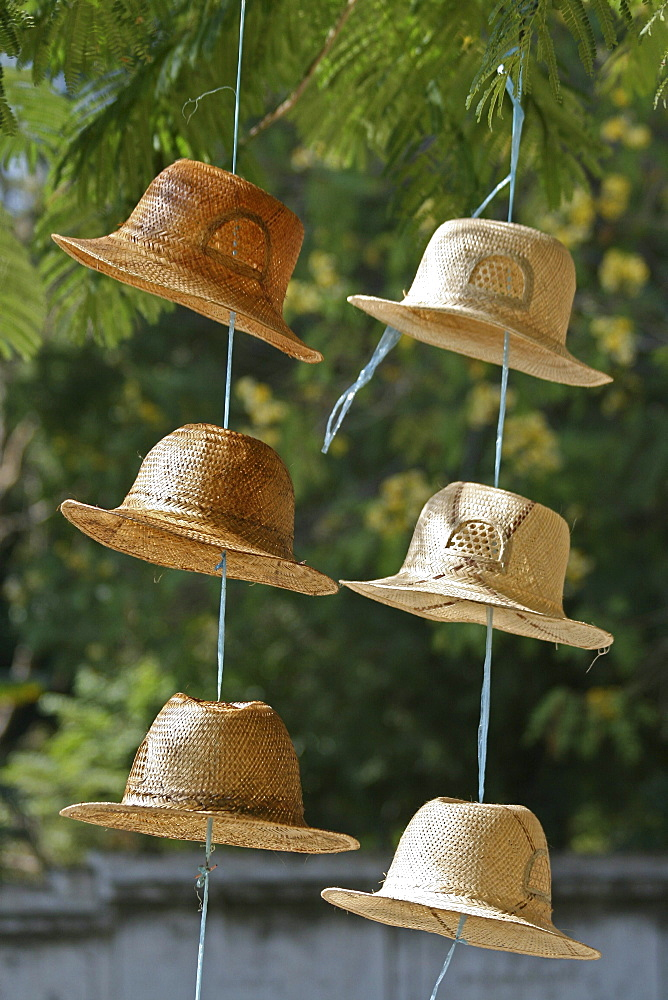Myanmar hats on sale, mingun, near mandalay