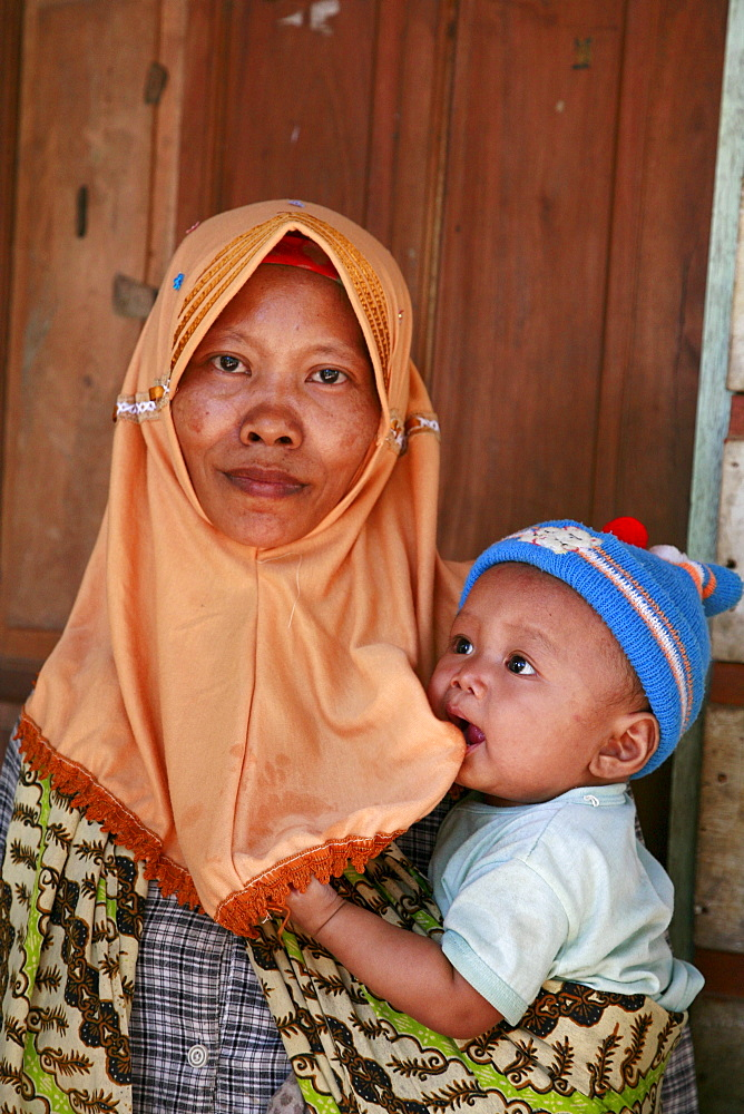Indonesia cikado village, sunda, west java