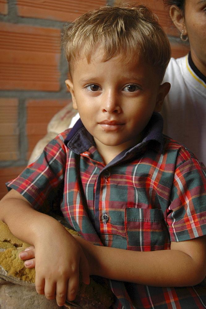 Colombia boy of barrancabermeja