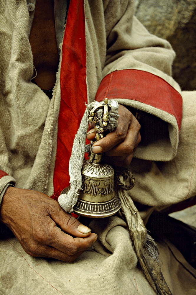 Dilbu ringing, humla. is transient. When sees this, he is above sorrow. This is clear path, says buddha. Nepal