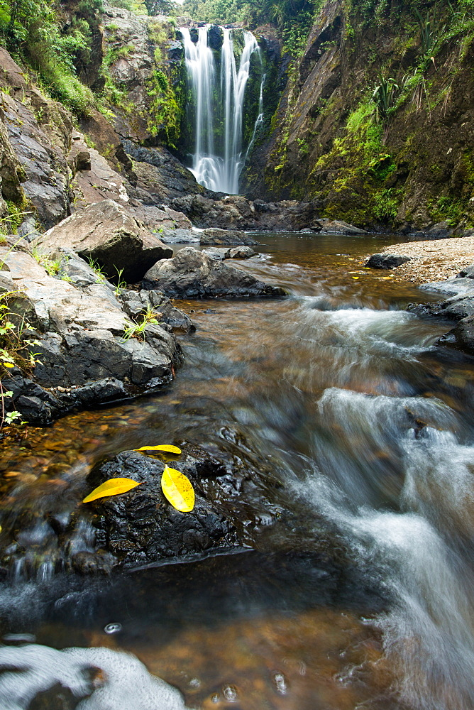 Piroa Falls, Waipu, Northland, North Island, New Zealand, Pacific