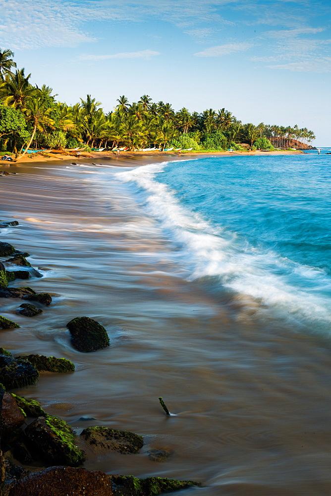 Beach, Mirissa, Sri Lanka, Asia