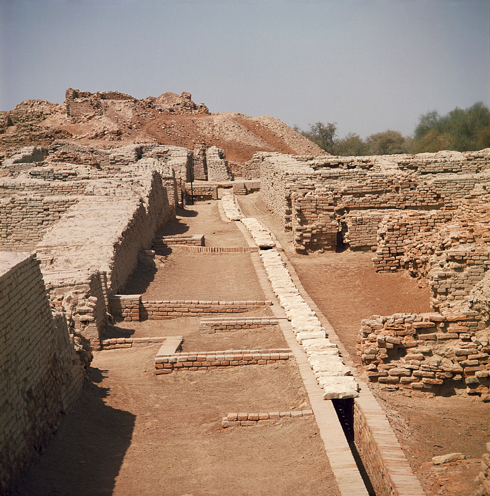 Indus Civilisation, Mohenjodaro, UNESCO World Heritage Site, Pakistan, Asia