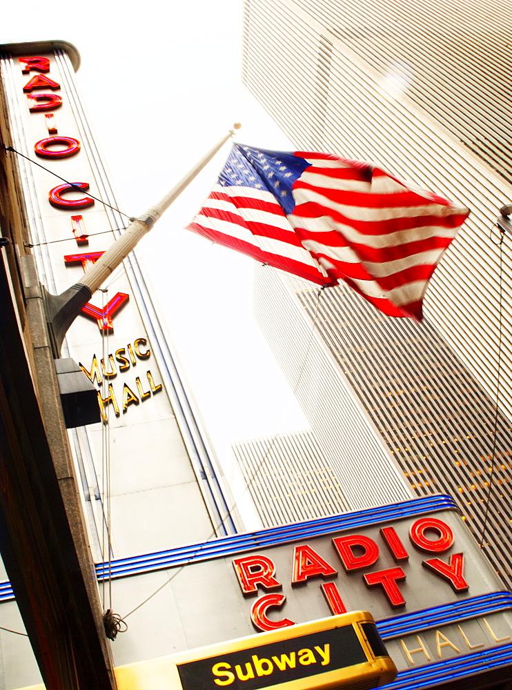 Radio City Music Hall, New York City, United States of America, North America