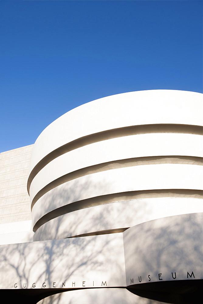 Guggenheim Museum, New York City, United States of America, North America
