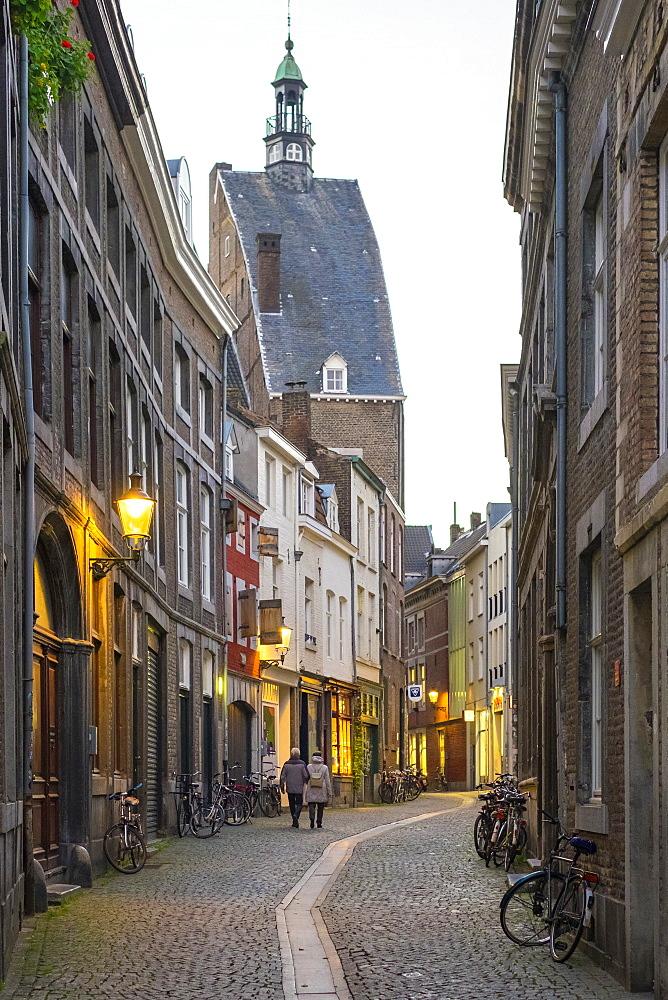 Jodenstraat, Centre, Maastricht, Limburg, Netherlands, Europe