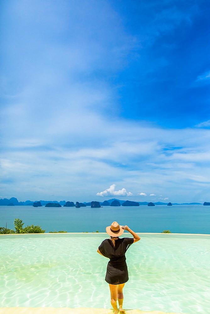 Koh Yao Noi Island, Thailand, Southeast Asia, Asia - 1218-520