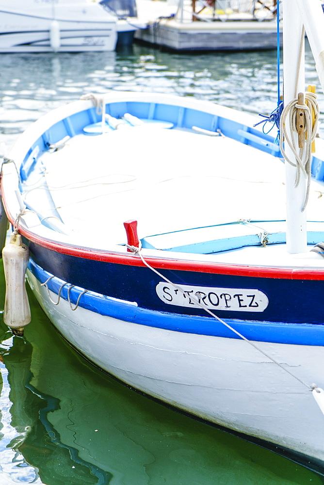 Saint Tropez, Var, Cote d'Azur, Provence, French Riviera, France, Mediterranean, Europe - 1226-249