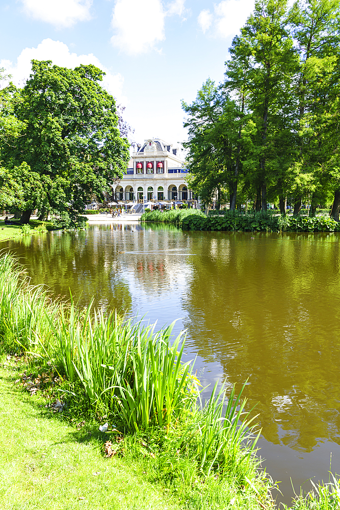Vondel Park, Amsterdam, North Holland, The Netherlands, Europe