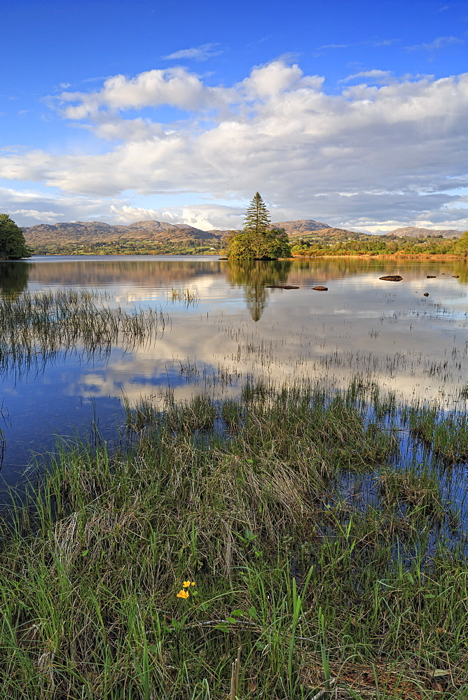 Lough Eske, County Donegal, Ulster, Republic of Ireland, Europe
