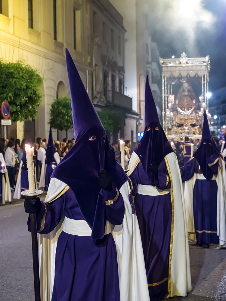 Antequera, known for traditional Semana Santa (Holy Week) processions leading up to Easter, Antequera, Andalucia, Spain, Europe - 1242-162