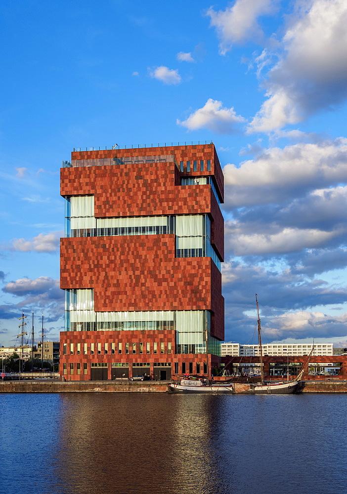 Museum aan de Stroom, MAS, Antwerp, Belgium, Europe