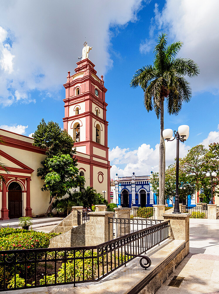 Our Lady of Candelaria Cathedral, Ignacio Agramonte Park, Camaguey, Camaguey Province, Cuba